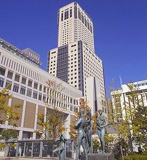 「JRタワーホテル日航札幌」の画像検索結果