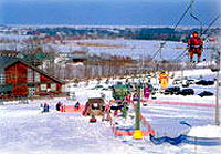 上湧別町五鹿山スキー場 ...